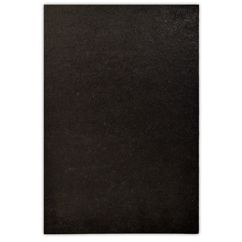Livro das Sombras de Capa Preta Aveludada