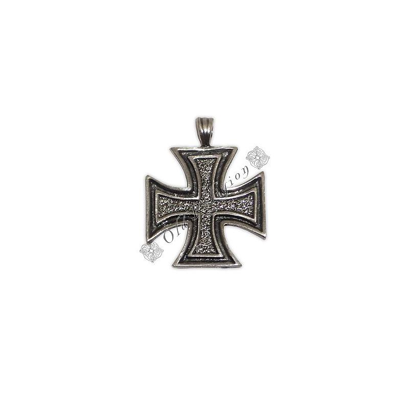 Talismã pingente Cruz Malta