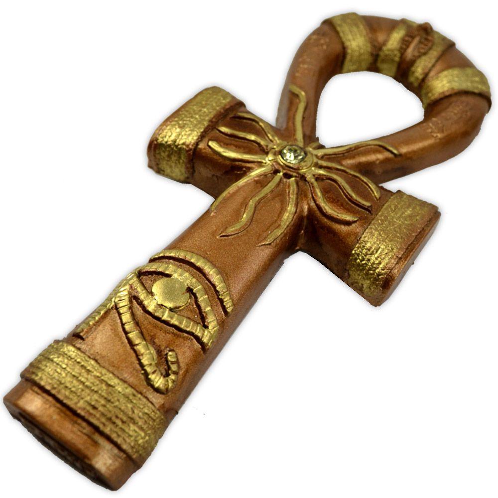 Cruz Ansata - Bronze