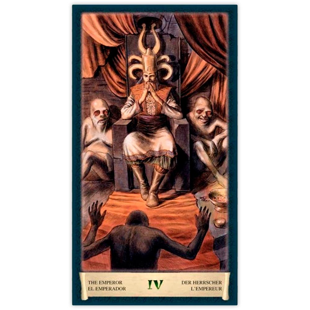 Dark Grimoire Tarot