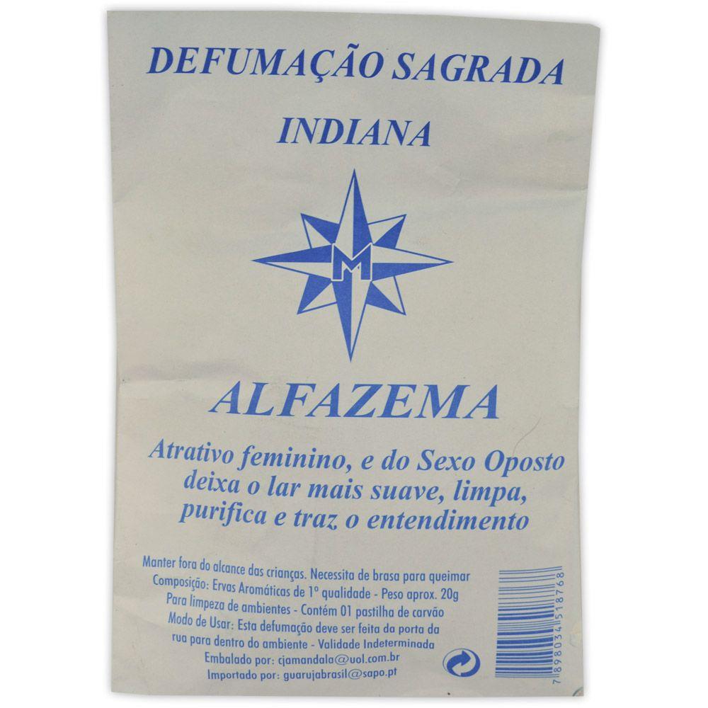 Defumação Sagrada Indiana  - Alfazema