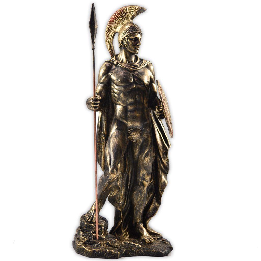 Ares, Deus da Guerra - Dourado