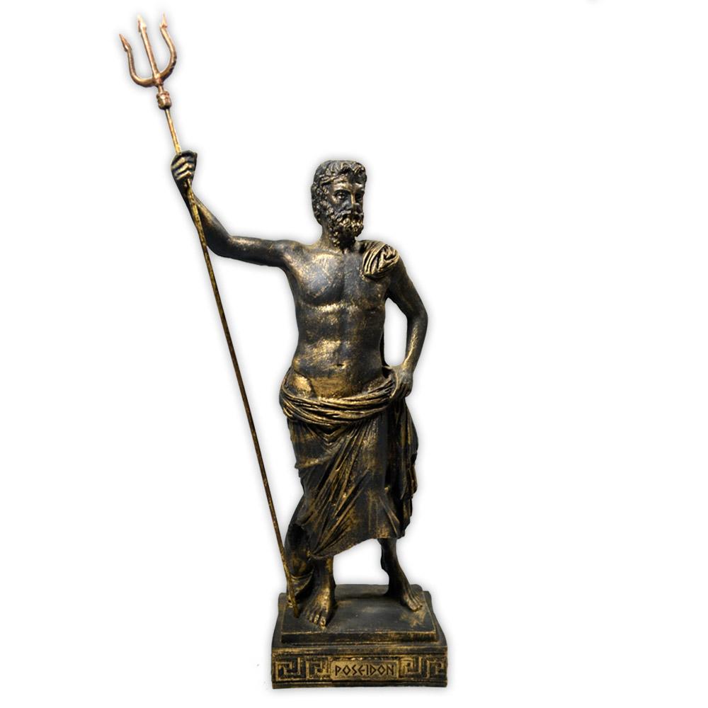 Deus Poseidon (BRONZE)