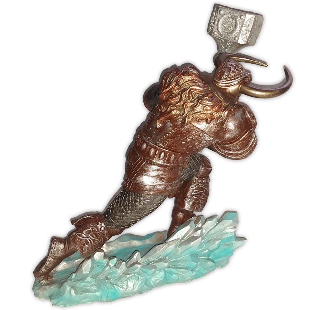 Thor, Deus dos Trovões e Protetor da Humanidade - Colorido