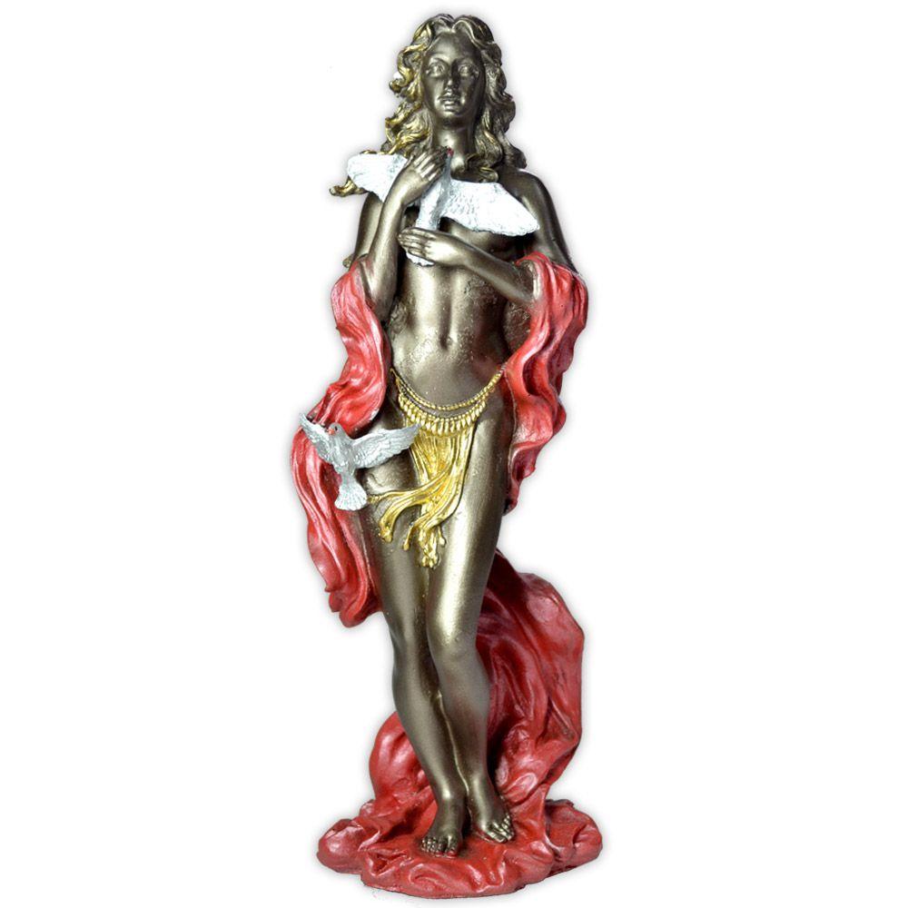 Deusa Afrodite - Colorida