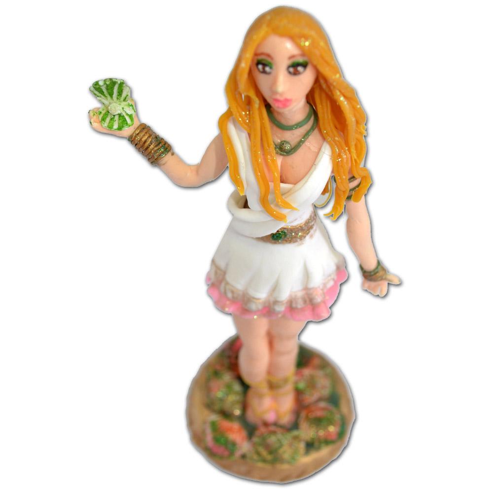 Deusa Afrodite - Modelo 4