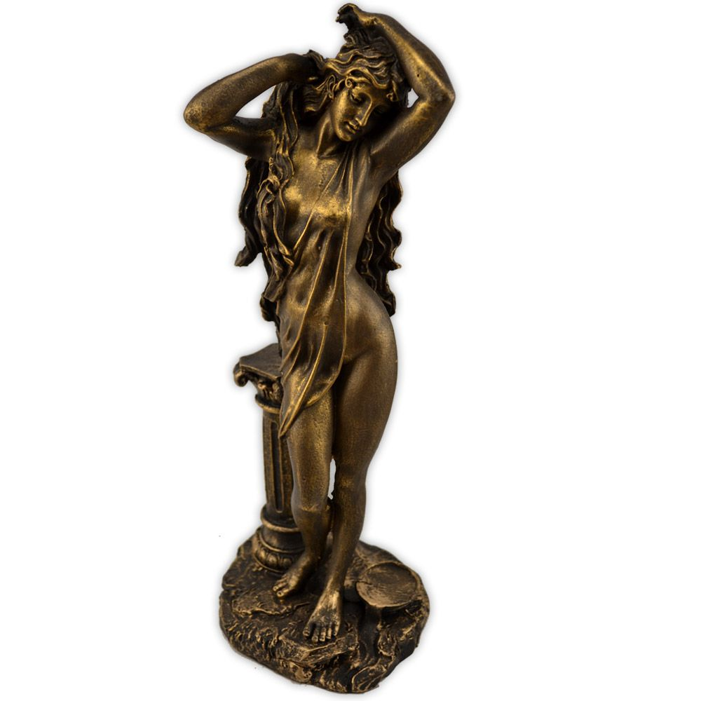 Deusa Afrodite - pedestal