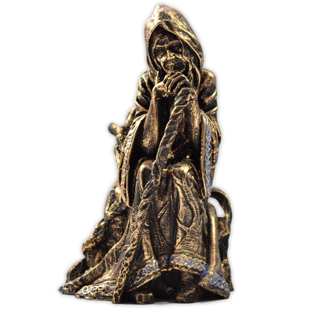 Deusa Anciã, Sabedoria e Renovação