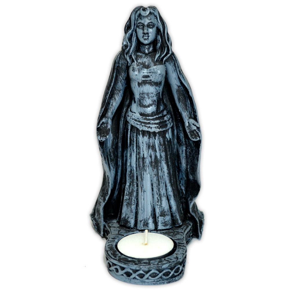 Deusa Castiçal - Pedra