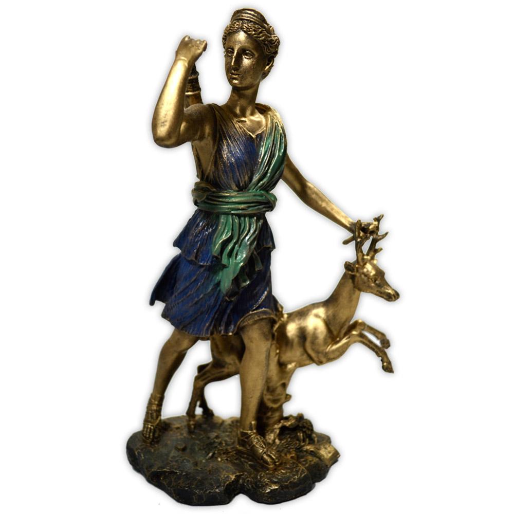 Deusa Diana - Colorida - MOD.2