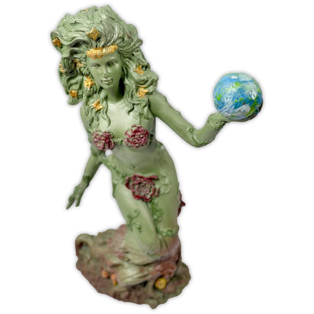 Deusa Gaia - modelo 1