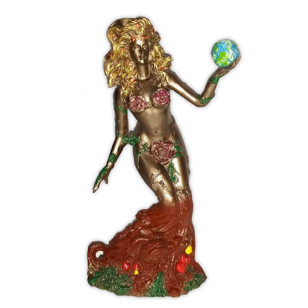 Gaia, Deusa Terra e Grande Mãe - mod. 2