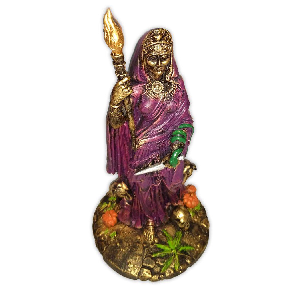 Deusa Hécate - Colorida