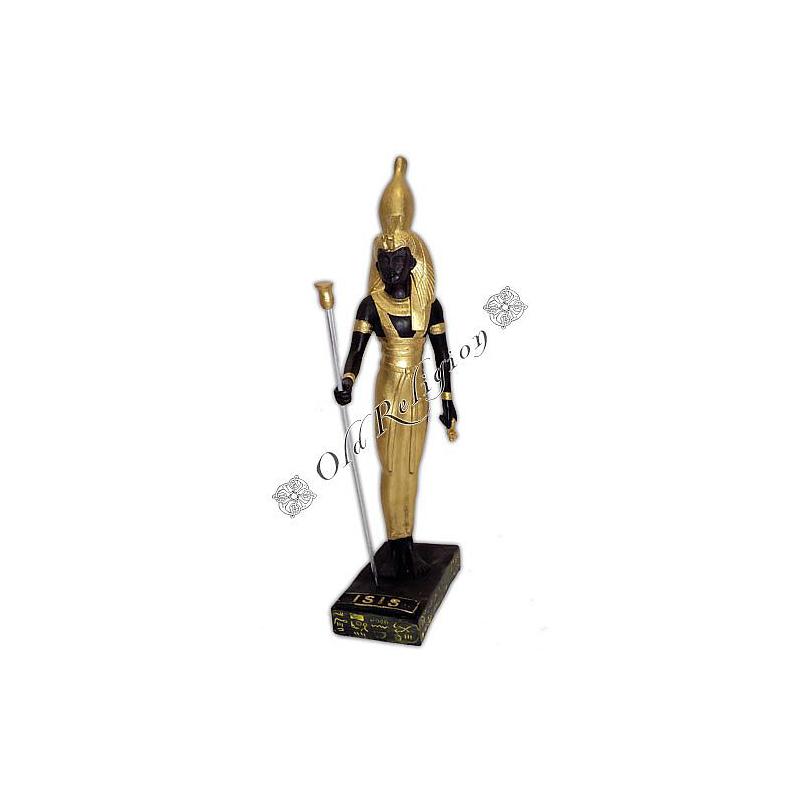 Deusa Mut Dourada - Modelo 2