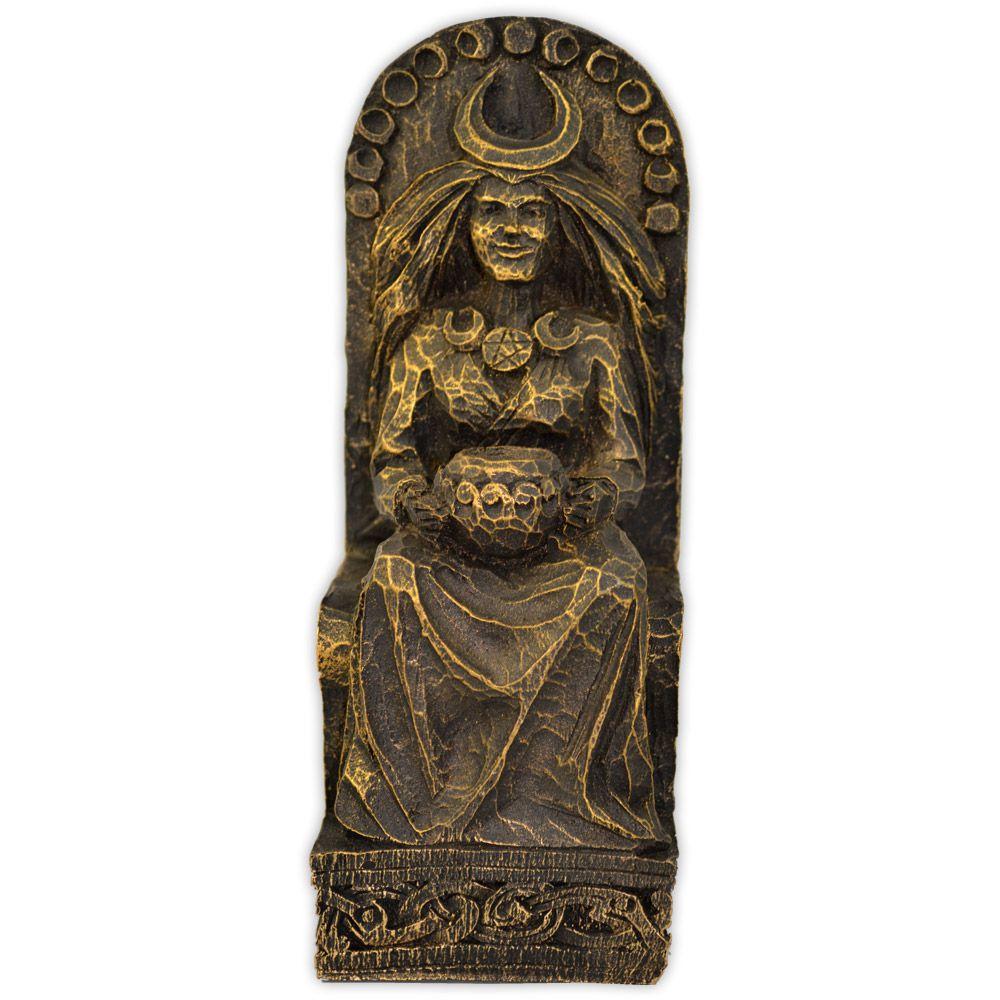 Deusa no Trono