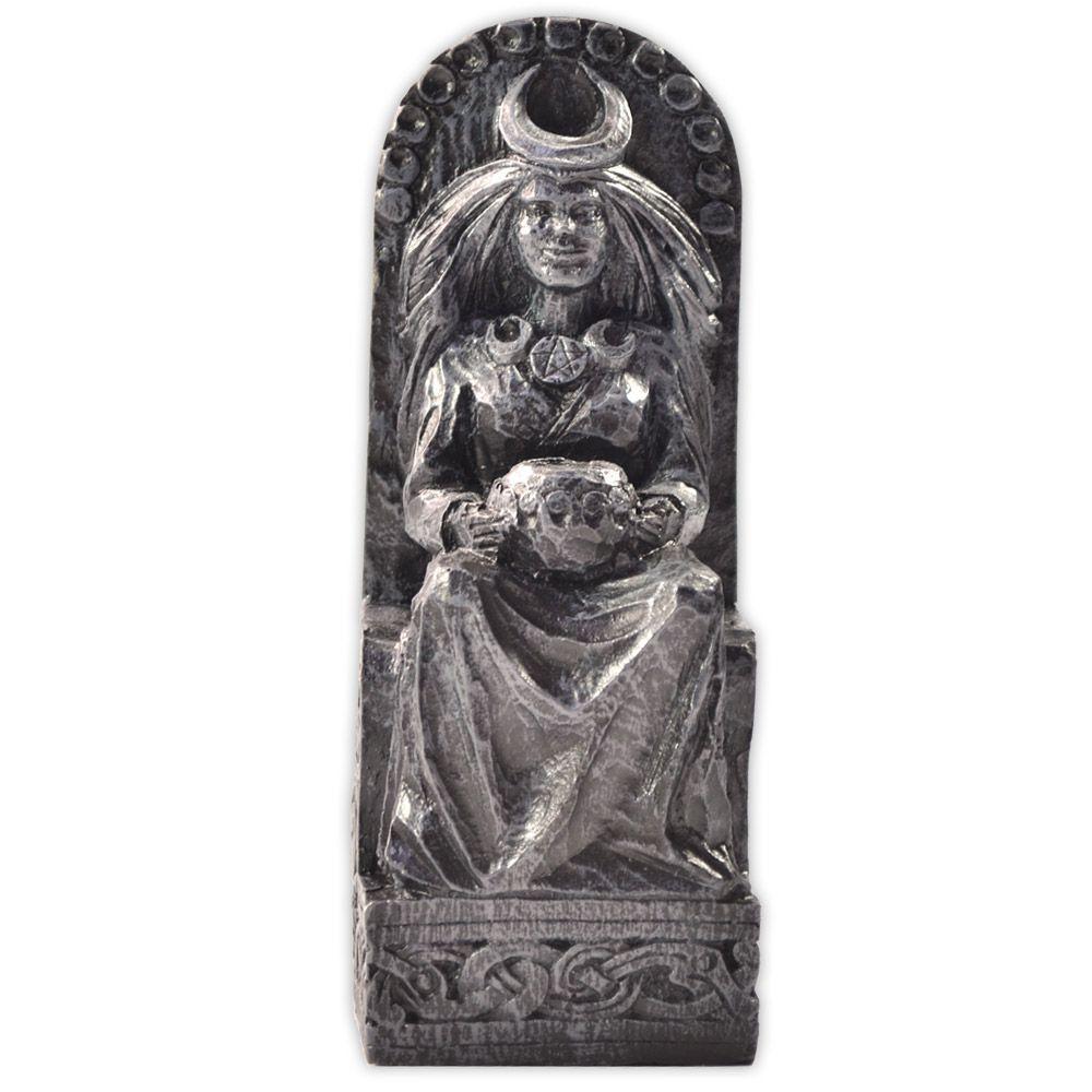 Deusa da Lua no Trono