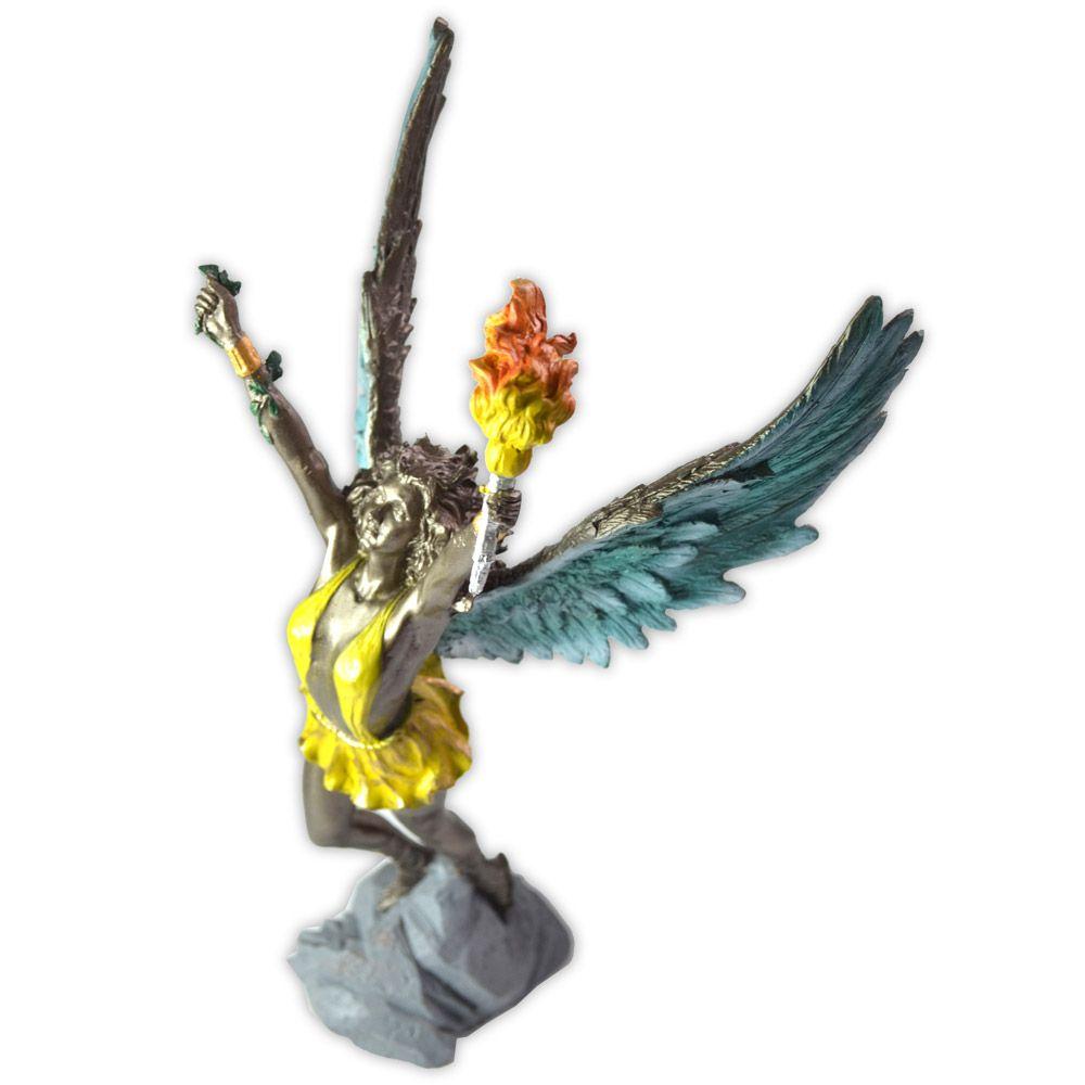 Deusa Vitória - Colorida