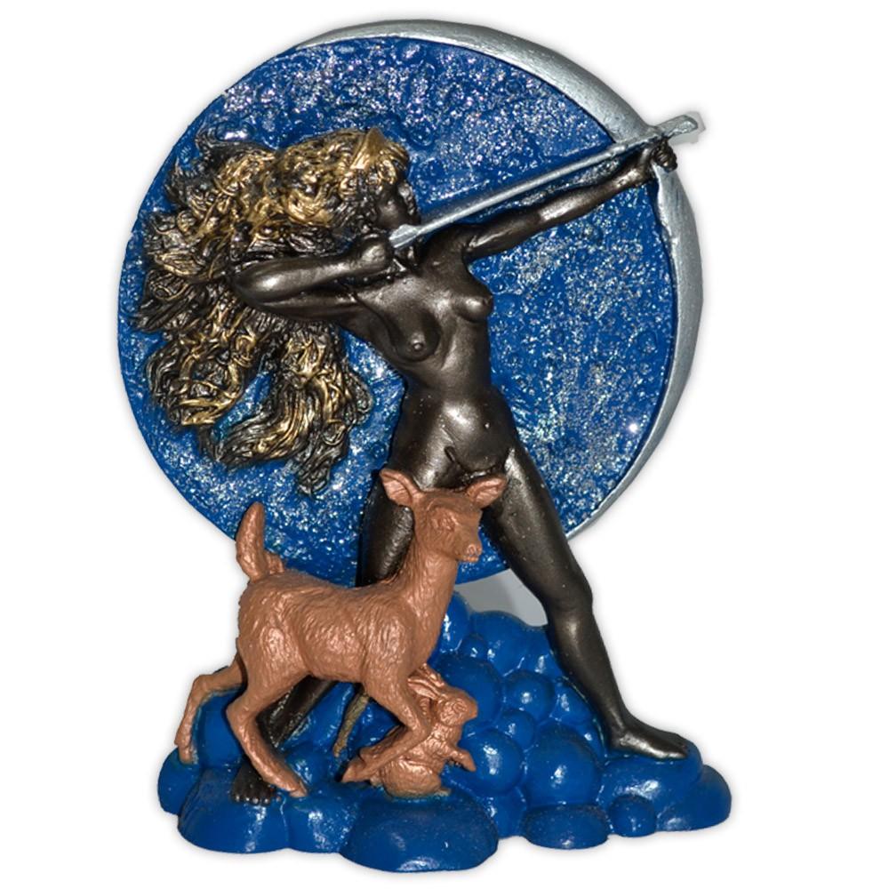 Deusa Diana ou Ártemis - Colorida