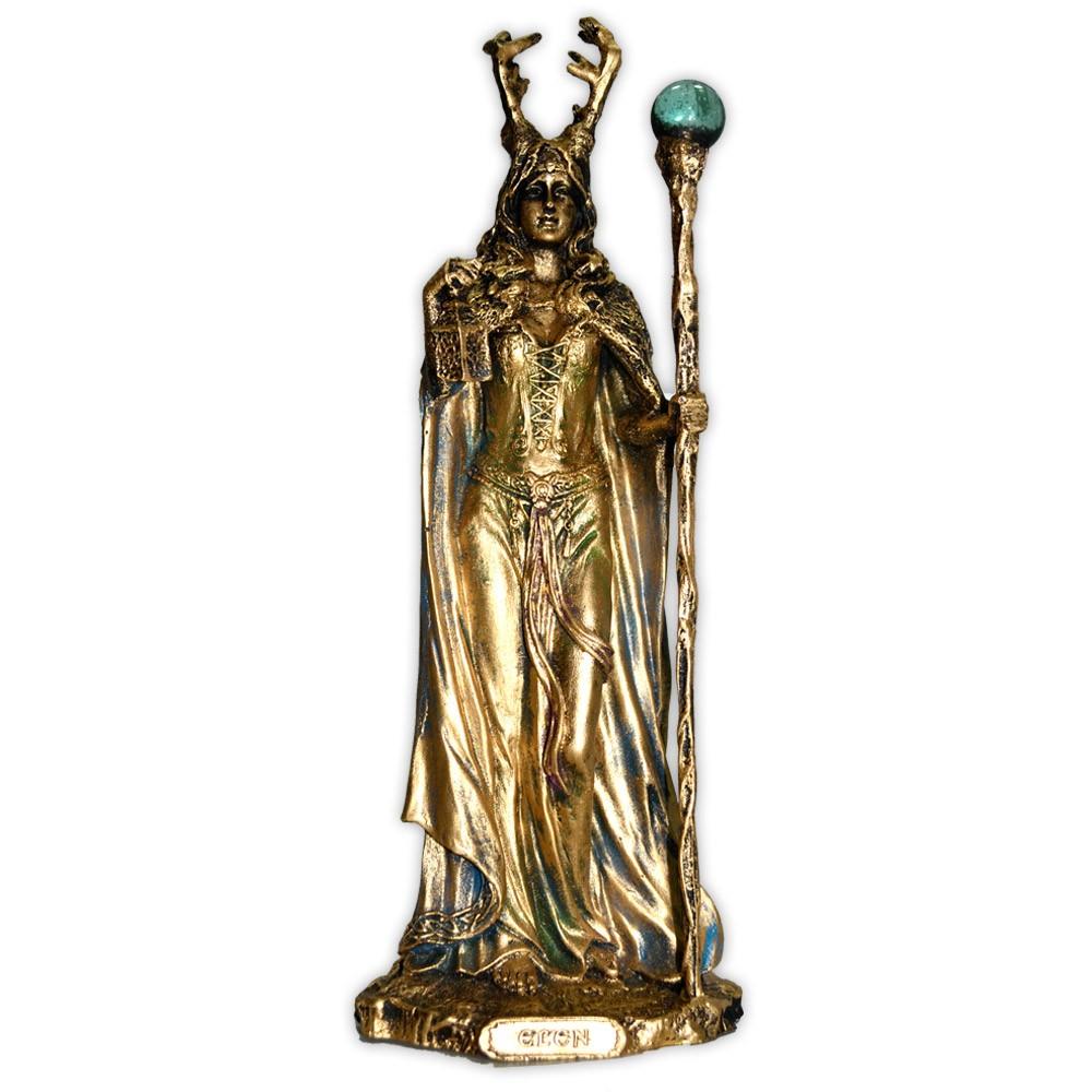Deusa Elen - Dourada
