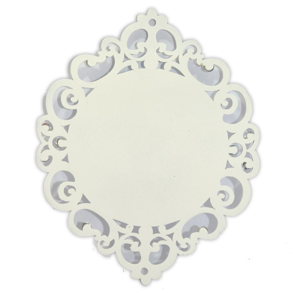 Espelho de Parede - Branco