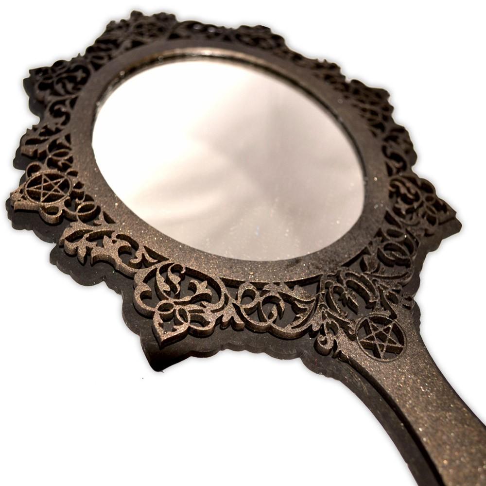 Espelho Mágico - Pentagrama (1)