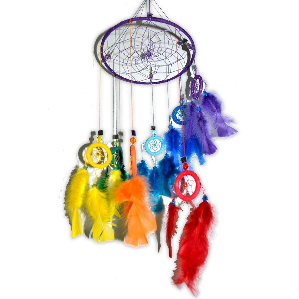 Filtro dos Sonhos Móbile - Colorido