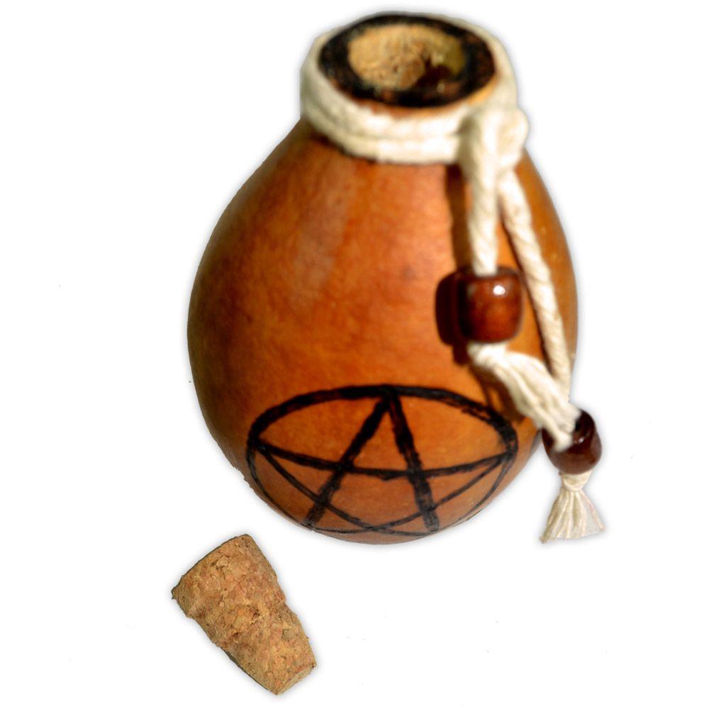 Frasco de Pó - Cabaça (M)
