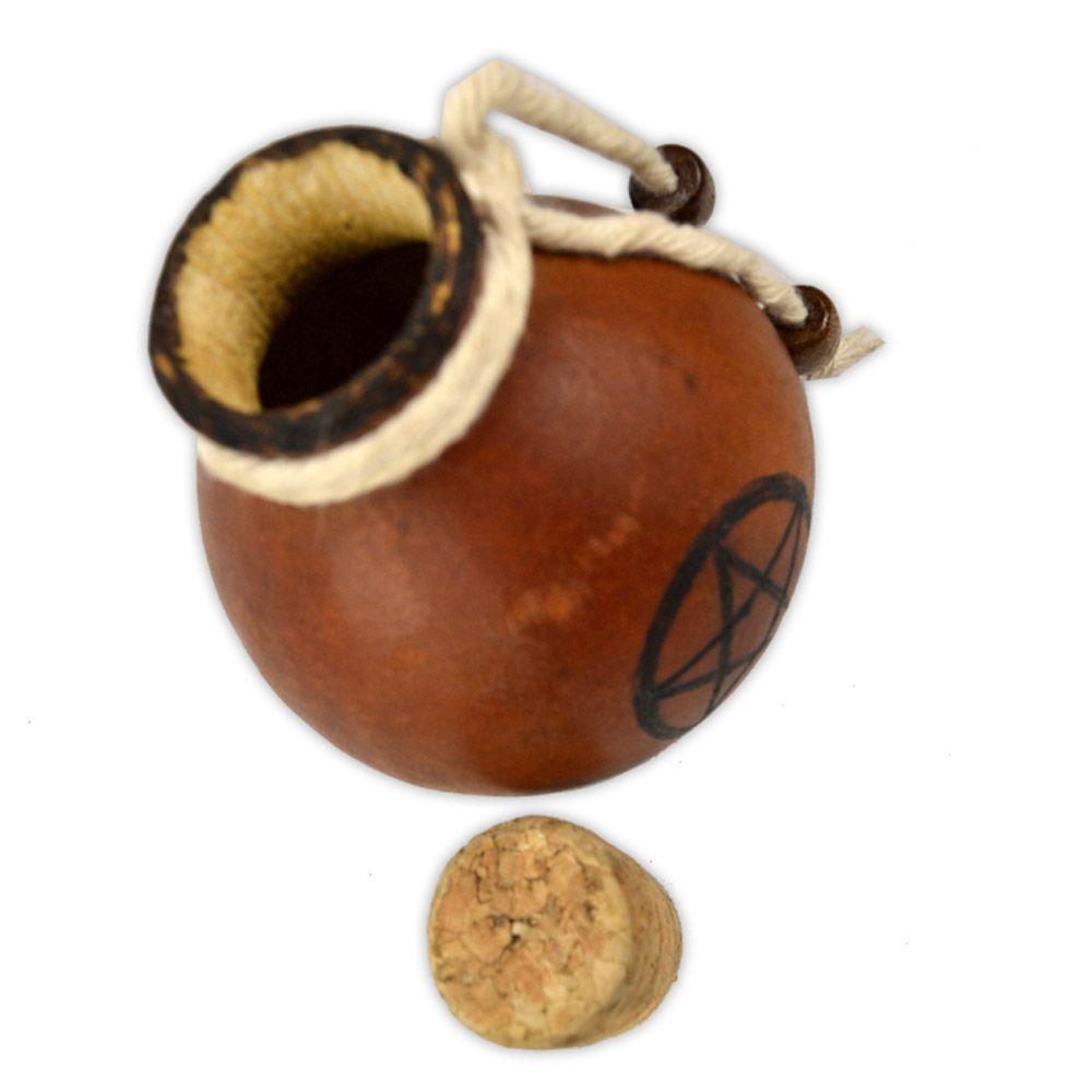 Frasco de Pó - Cabaça (P)