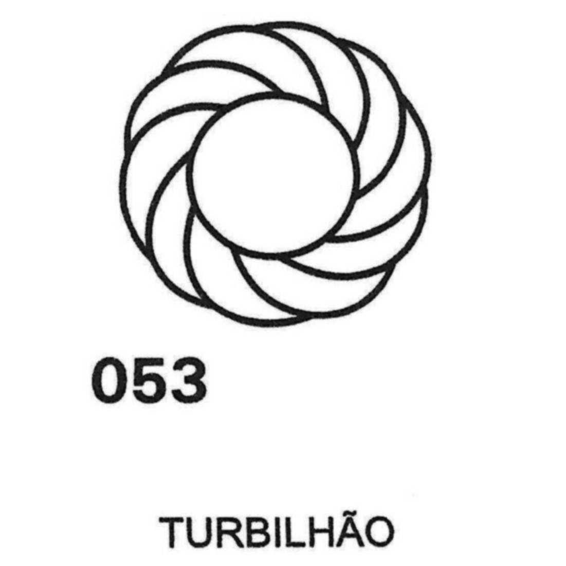 Gráfico Turbilhão PVC 2200