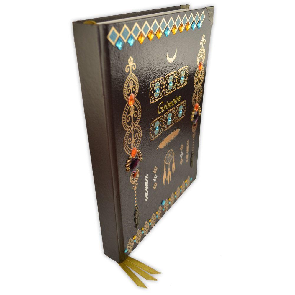 Grimoire - Tam. 31x22 cm 500 pág. SEM PAUTAS