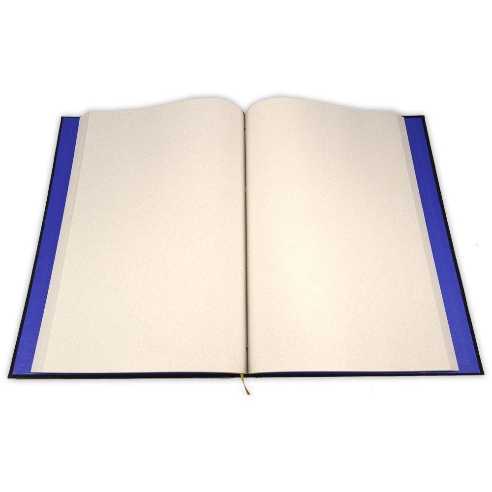 Grimório Tam. 31x22cm 300 pág. (sem pautas) - Zodíaco