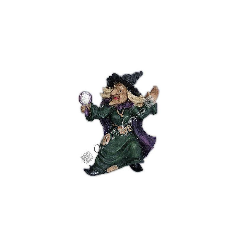 Imã de Geladeira Bruxa - Modelo 10