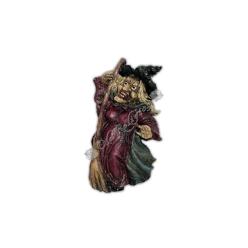 Imã de Geladeira Bruxa - Modelo 1