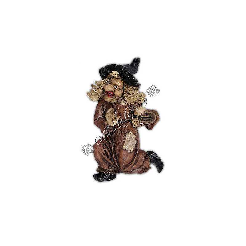 Imã de Geladeira Bruxa - Modelo 5