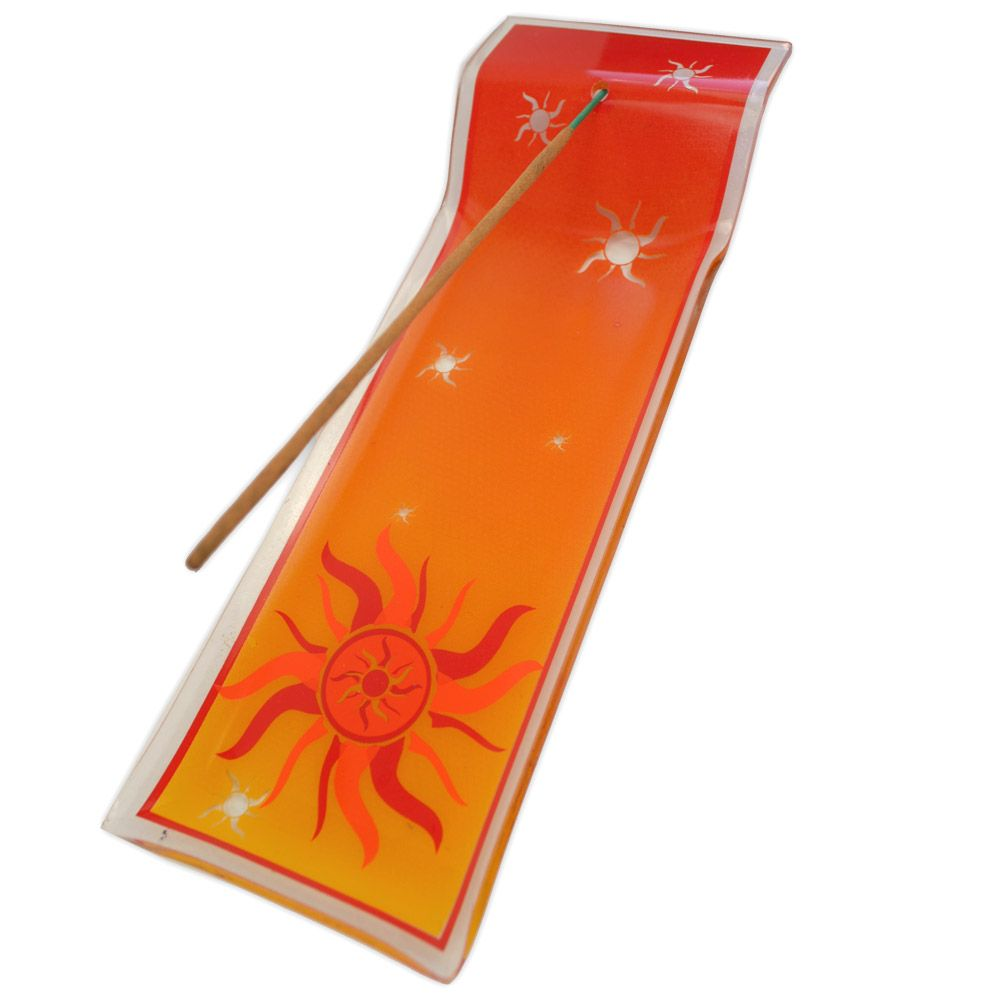 Incensário Caneleta - Sol