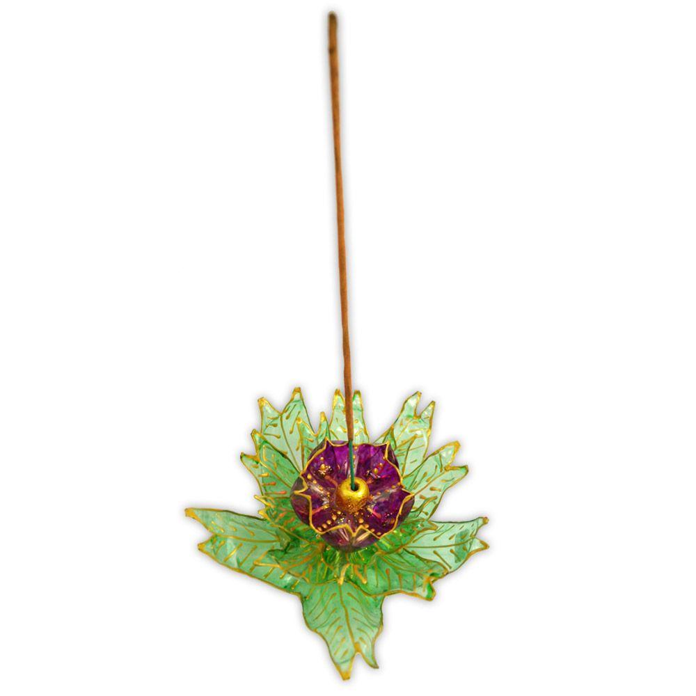 Incensário de Pet - Flor (4)