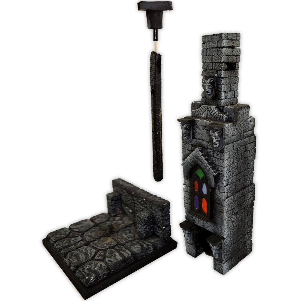 Incensário Lareira Medieval