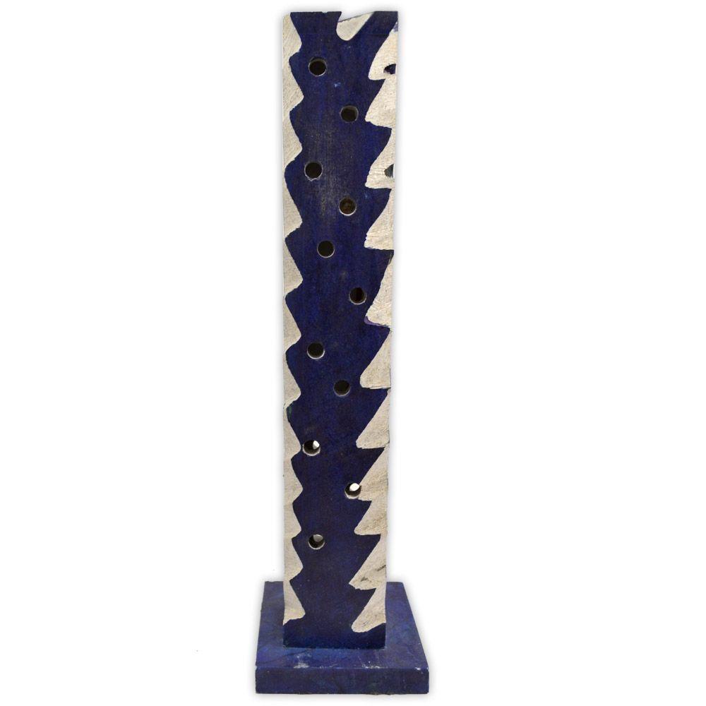 Incensário Torre Pedra Sabão (2)