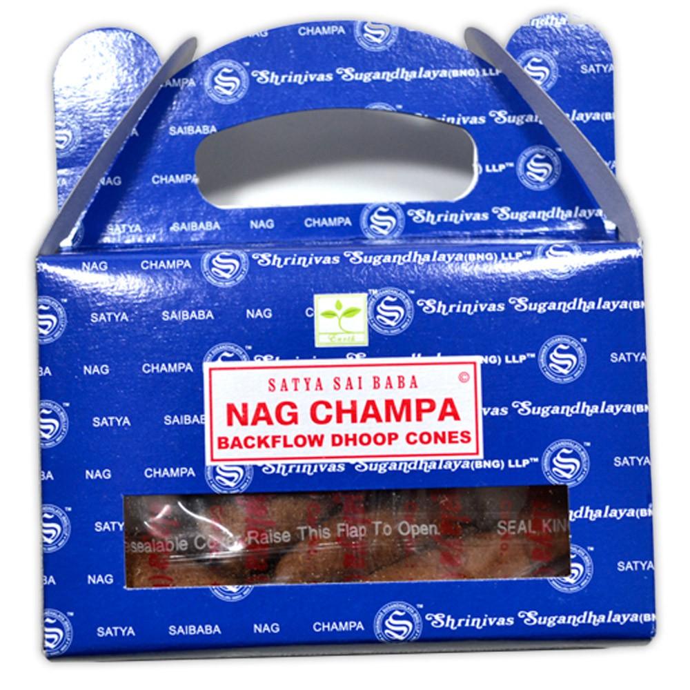 Incenso Cone Nag Champa
