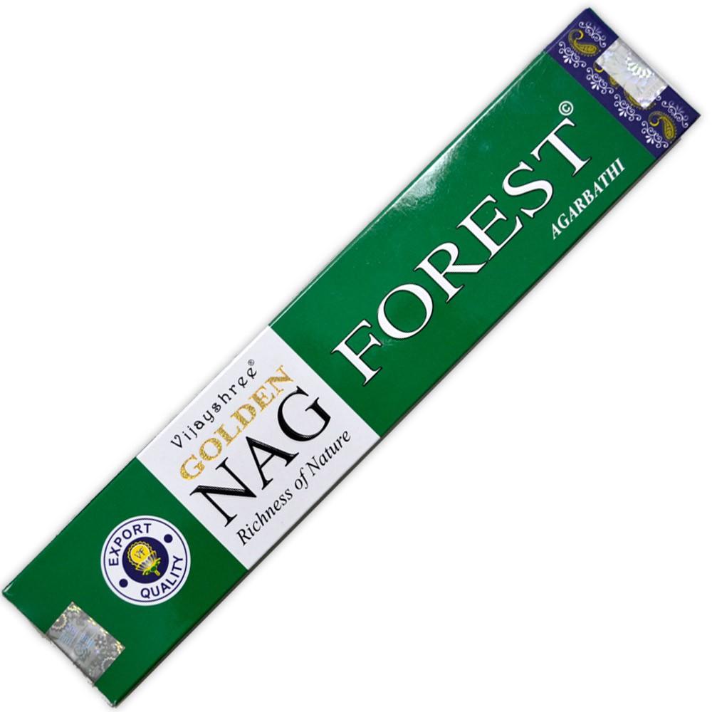 Incenso Golden Nag Forest