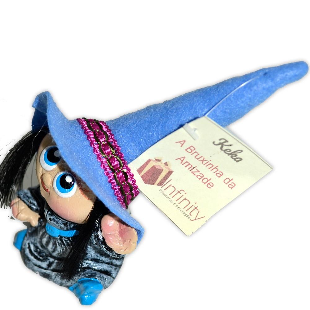 Keka, a Bruxinha da Amizade - Azul