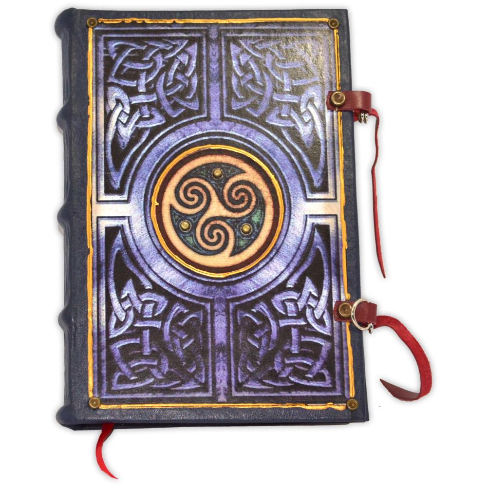 Livro das Sombras - Encadernação Medieval 200fls (2)