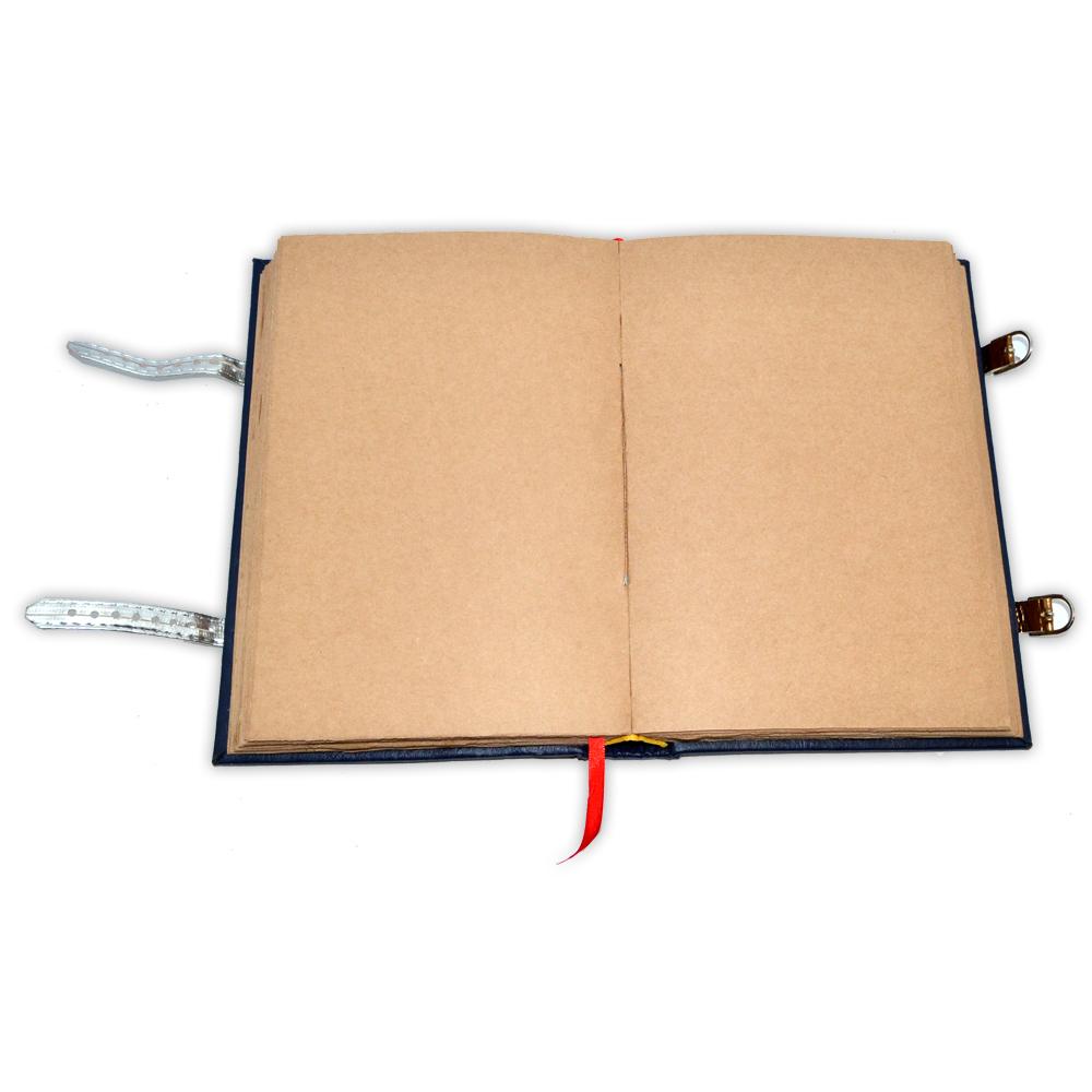 Livro das Sombras - Encadernação Medieval 400fls (3)