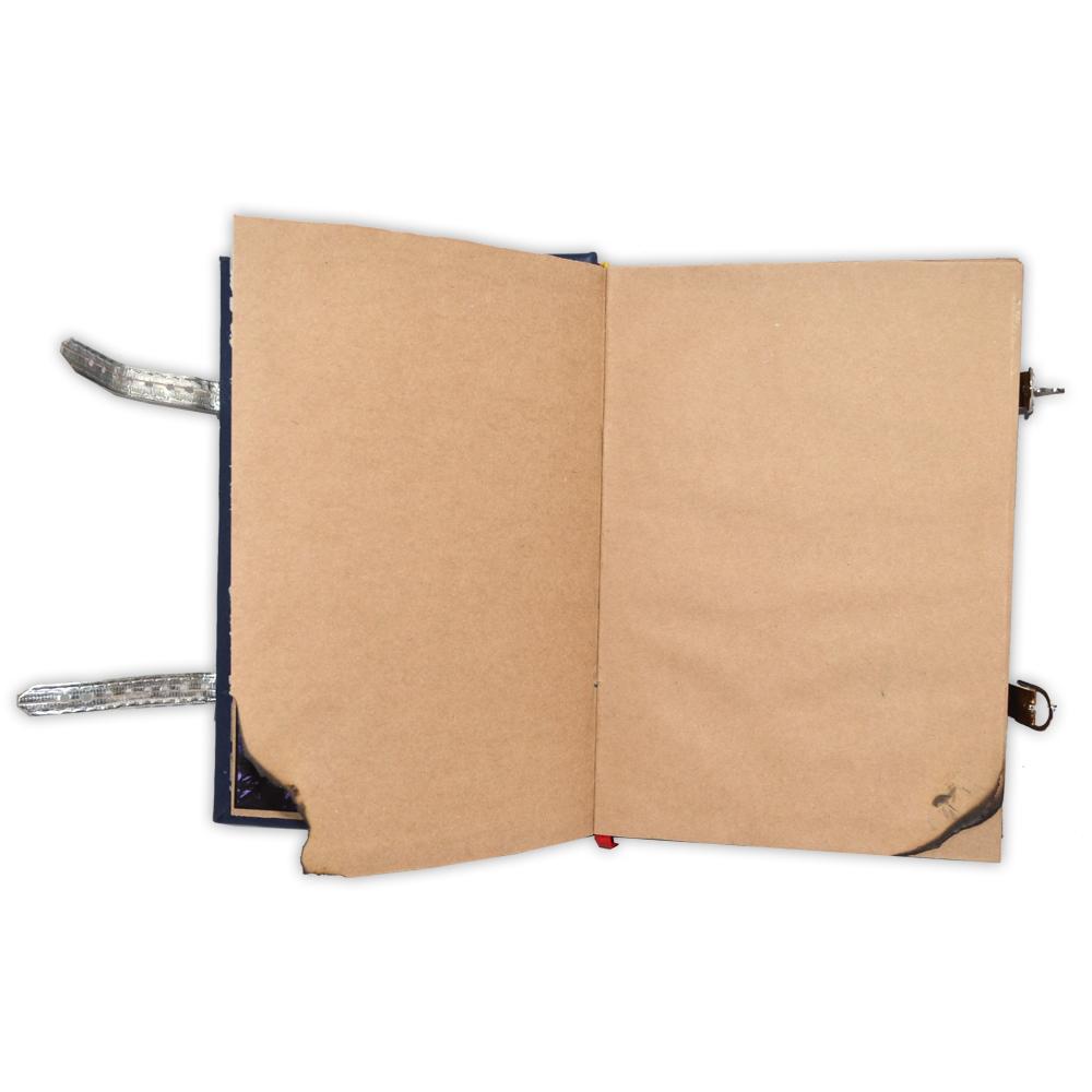 Livro das Sombras - Encadernação Medieval 400fls (6)