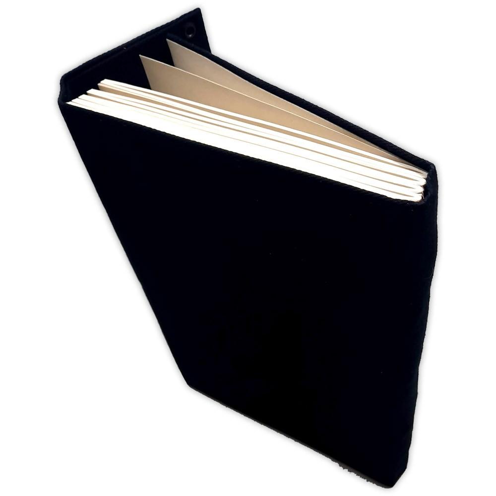 Livro das Sombras M 100fls sem pauta - Modelo 6