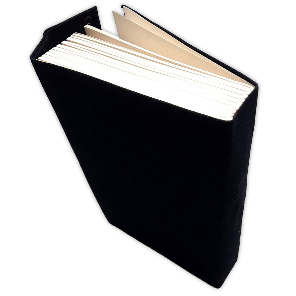 Livro das Sombras M 200fls sem pauta