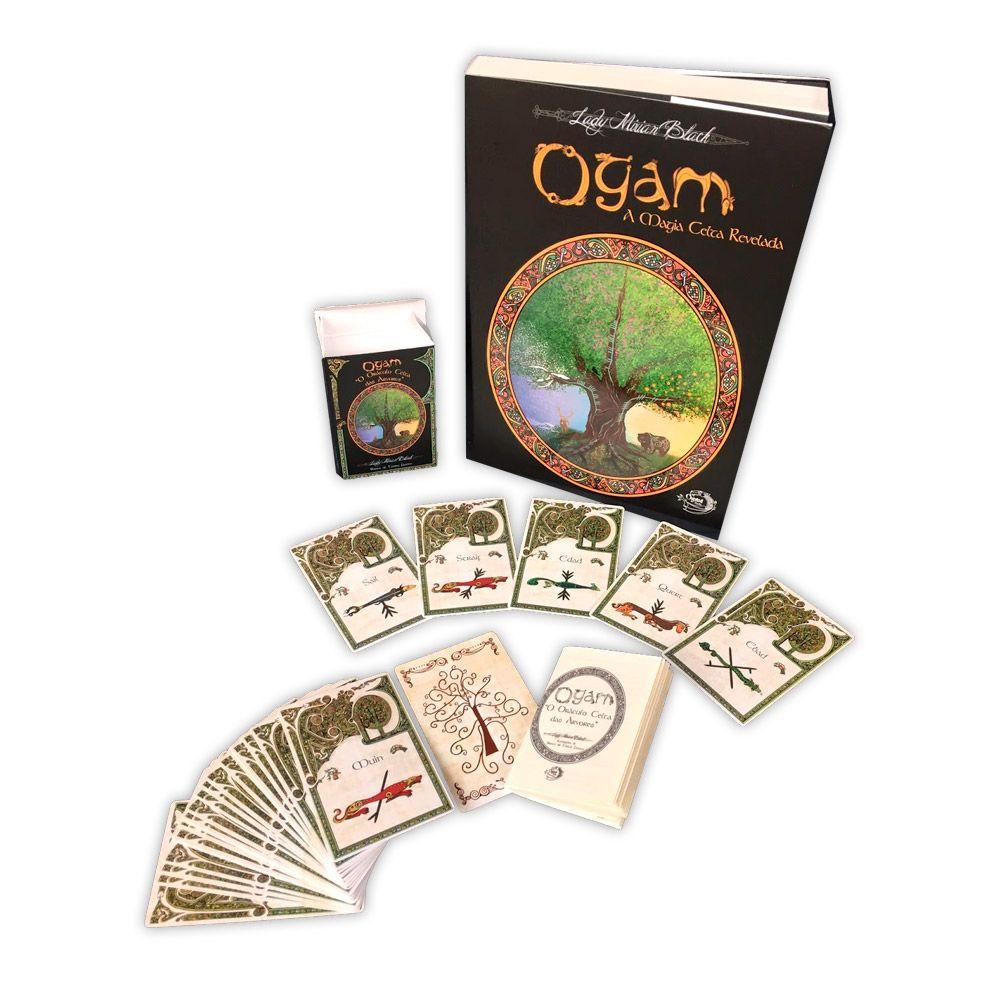 Ogam - Livro e Baralho
