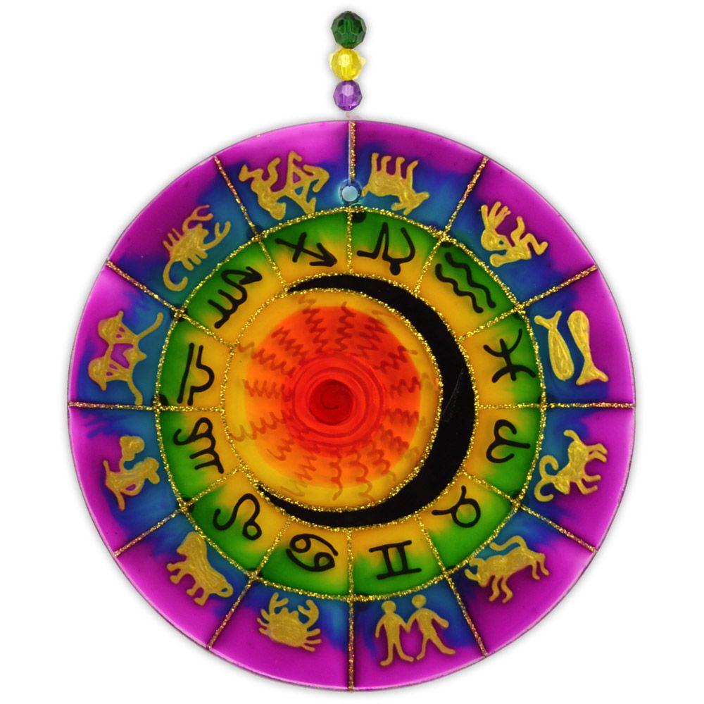 Mandala Zodíaco 20cm