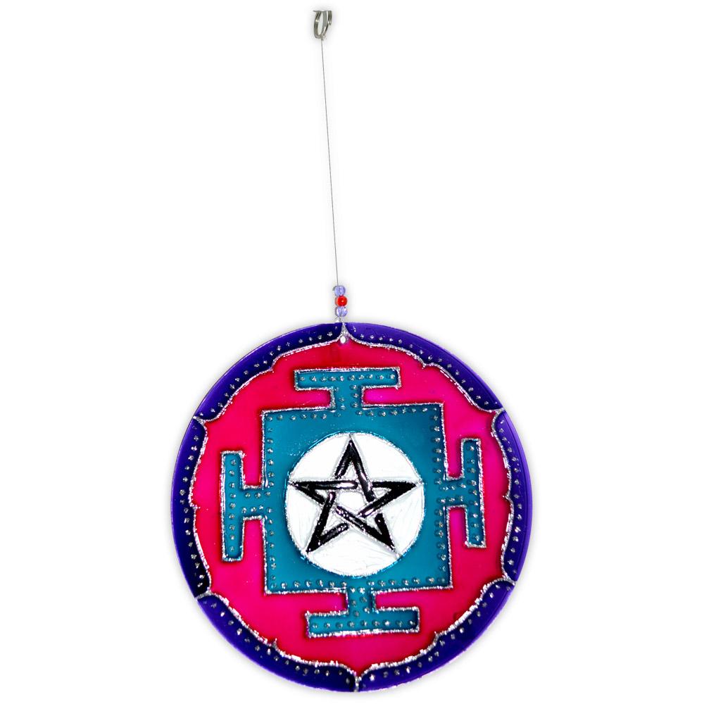 Mandala Pentagrama