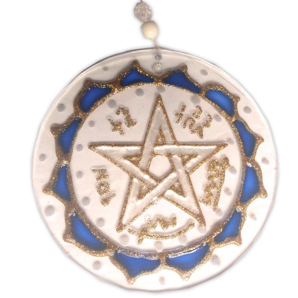 Mandala Tetragramaton 10cm